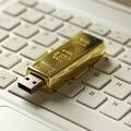 Business Gift Gold Bar USB 3.0 Pendrive 1TB Usb Flash Drive 512GB Memory Stick Flash Memory Card 64GB 16GB 32GB Pen Drive 2TB