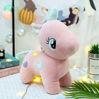 Soft Unicorn Plush Toys