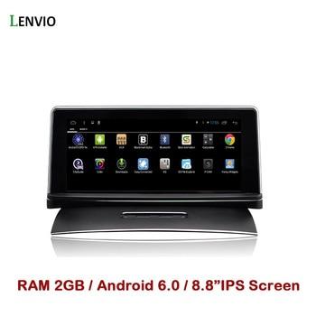 "Lenvio RAM 2GB 8.8""IPS 2 Din Android 6.0 CAR GPS DVD PLAYER For VW Volkswagen Touareg 2011 2012 2013 2014 2015 2016 stereo radio"