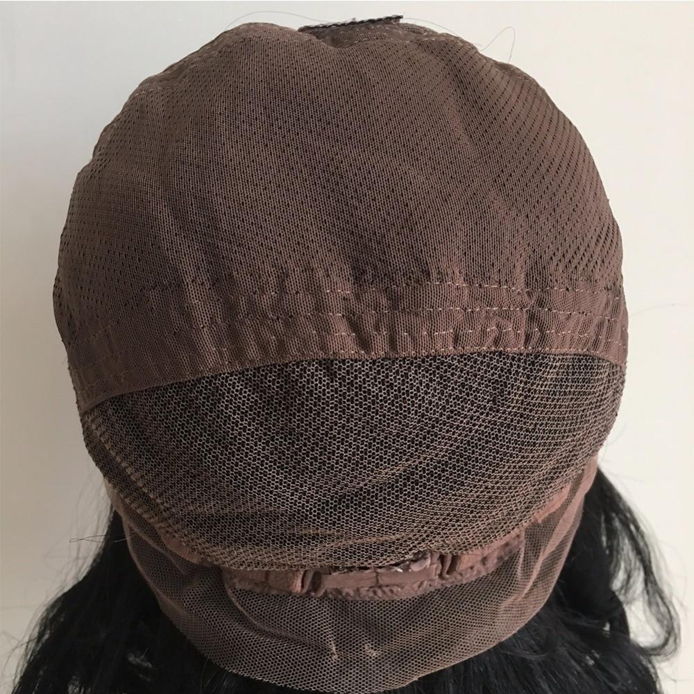 silk top full lace caps