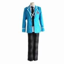 Ensemble Stars Game Undead Oogami Koga Hinata Aoi Otogari Adonis Private Misaki College cosplay Costume school uniforms suits