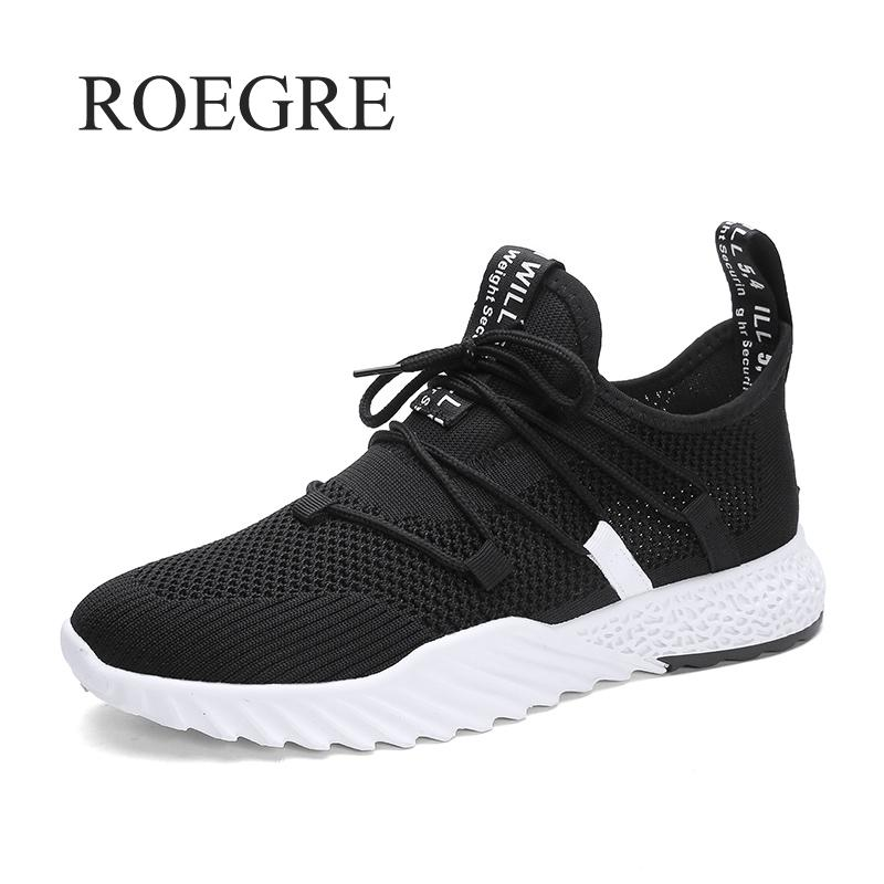 Image 3 - 2019 New Casual Shoes Men Breathable Autumn Summer Mesh Shoes Sneakers Fashionable Breathable Lightweight Movement Shoes-in Men's Casual Shoes from Shoes