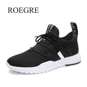 Image 3 - Baskets en maille pour hommes, chaussures de mouvement légères respirantes, à la mode, pour automne et été 2019, collection chaussures décontractées