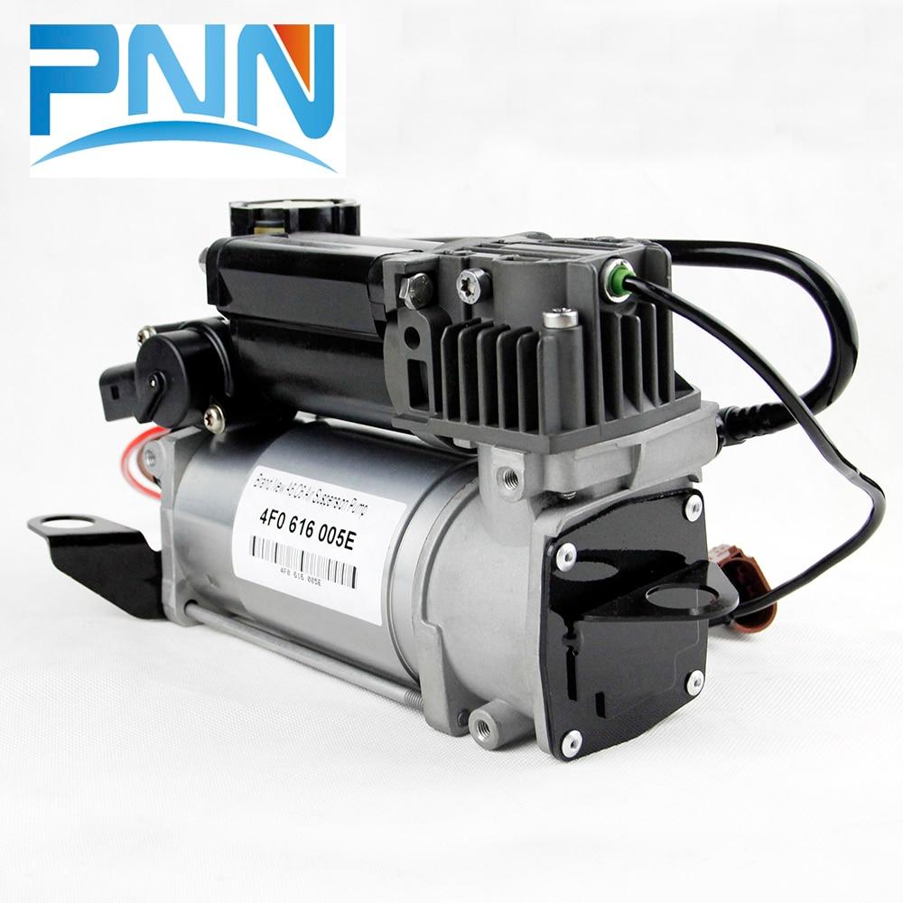 4F0616005E-A6 C6 air suspension compressor (1)