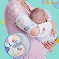 Baby Breast Feeding Mat Pillow Infant Reusable Nursing Pads Ice Silk Arm Mat Newborn Washable Pads Non Slip Head Care Bedding