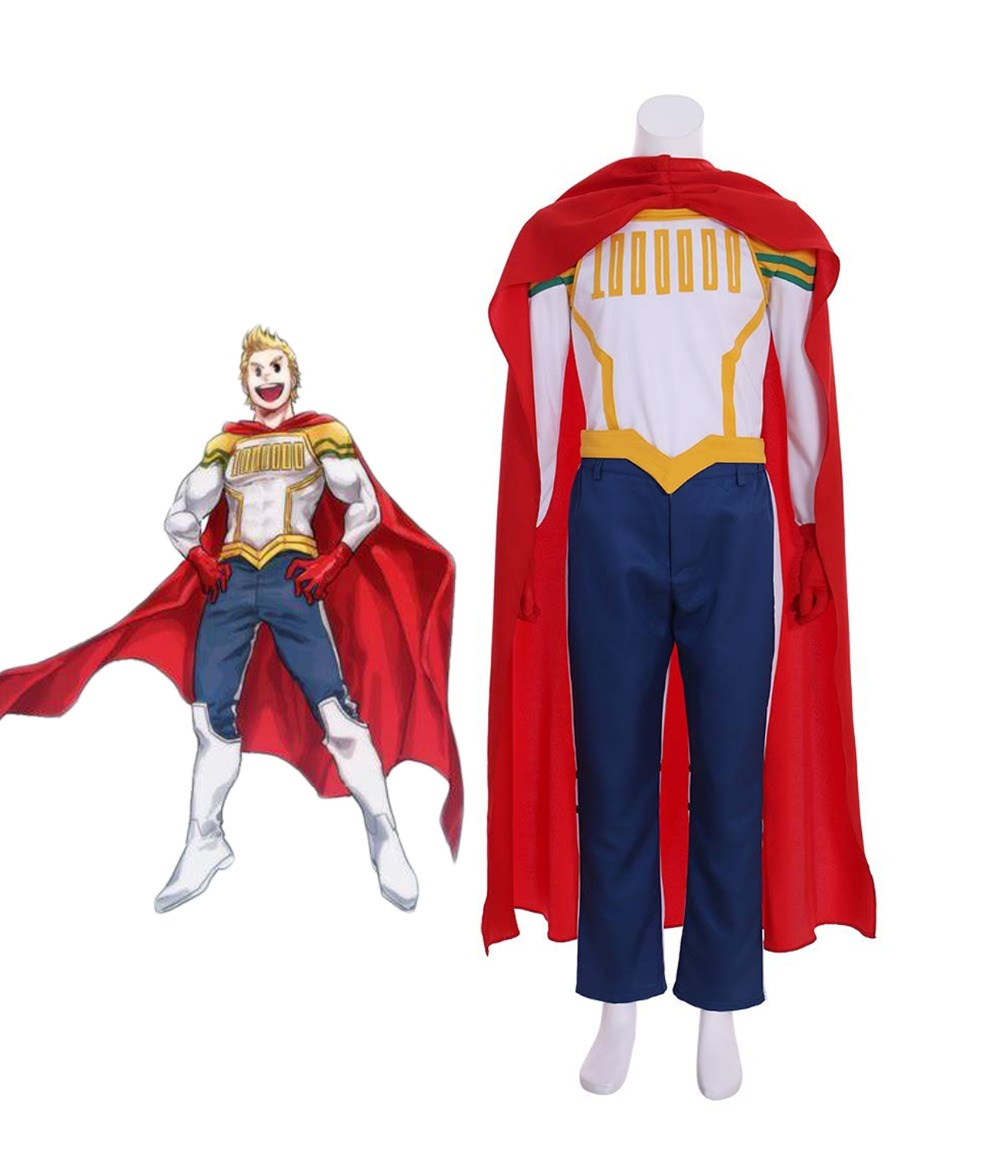 My Hero Academia Lemillion <font><b>Mirio</b></font> Togata <font><b>Cosplay</b></font> Costume Boku no Hero Academia <font><b>Cosplay</b></font> Custom Made image
