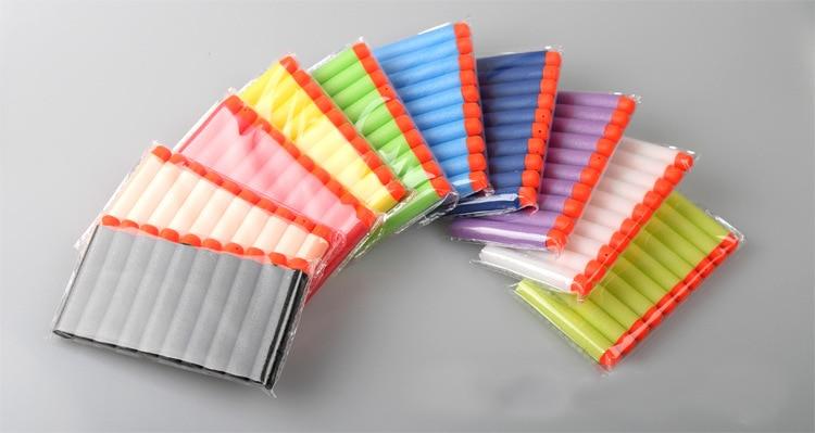 100-pcs-Fluorescence-Dart-Refills-Universal-Standard-Round-Head-Hollow-Foam-Bullets-for-Nerf-Toy-Gun-10-Colour-1