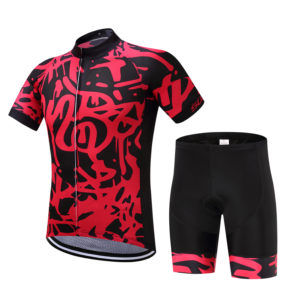 SUREA Bike Cycling Jersey men Summer Mtb ropa ciclismo Bicycle Short Sleeves Maillot Ciclismo Sportwear cycling clothing SU28  breathable cycling jersey summer mtb ciclismo clothing bicycle short maillot sportwear spring bike bisiklet clothes ciclismo