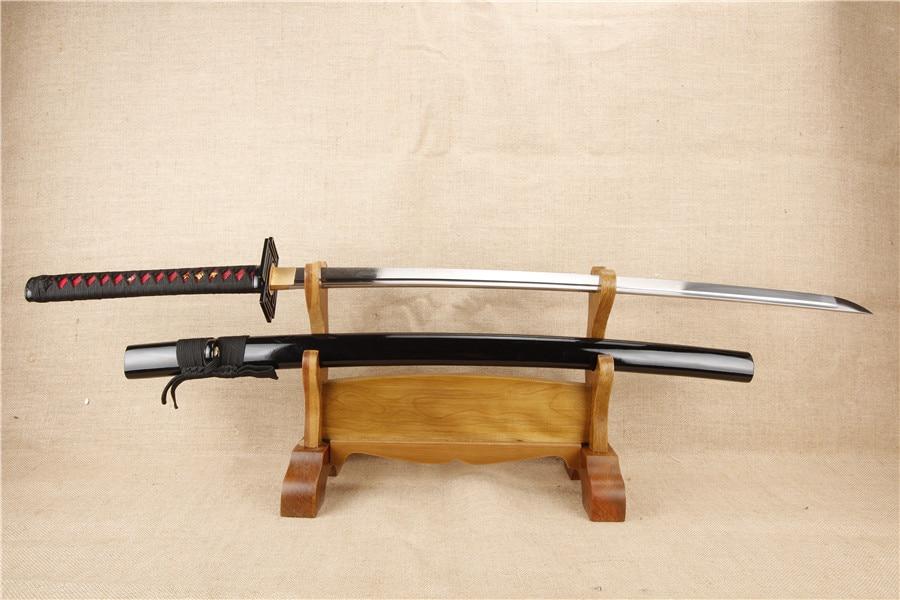 BLEACH Kurosaki cosplay katana samurai ճապոնական սուրը - Տնային դեկոր - Լուսանկար 5