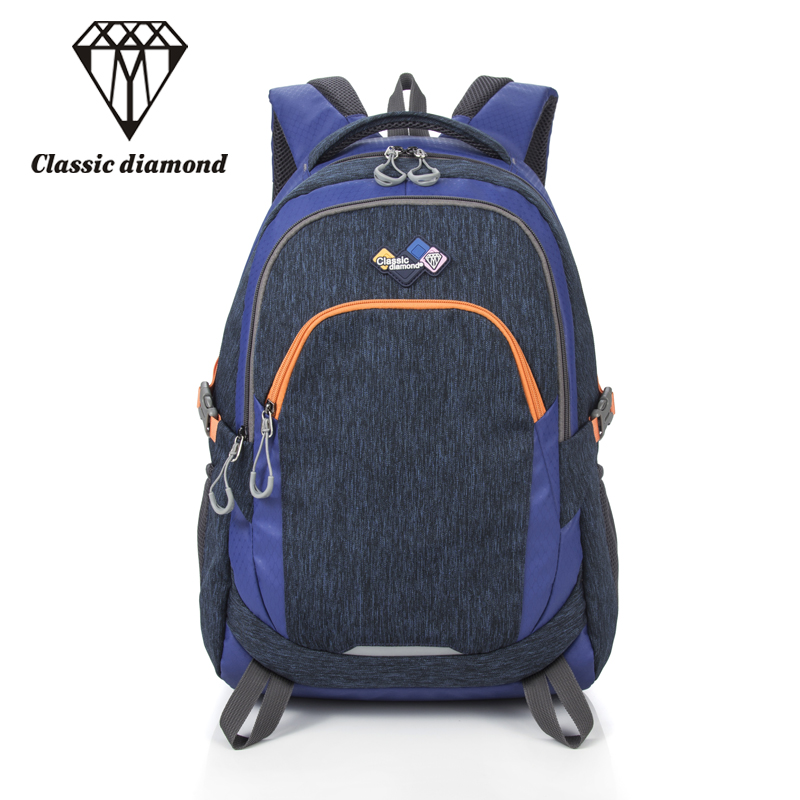 Large Capacity 15.6 inch Laptop Backpack Men Nylon College Student School Bags for Teenager Mochila Women Casual Travel Rucksack olidik laptop backpack for men 14 15 6 inch notebook school bags for teenagers large capacity 30l women business travel backpack