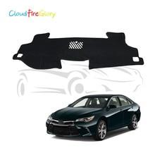 CloudFireGlory For Toyota Camry XV50 2012-2017 Auto Dashboard Cover Dashmat Dash Mat Pad Sun Shade Board Carpet LHD