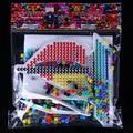 2016 Hot popular jigsaw puzzle mini-fight fight Peas sailing cartoon creative DIY puzzle children gift multicolor 1000