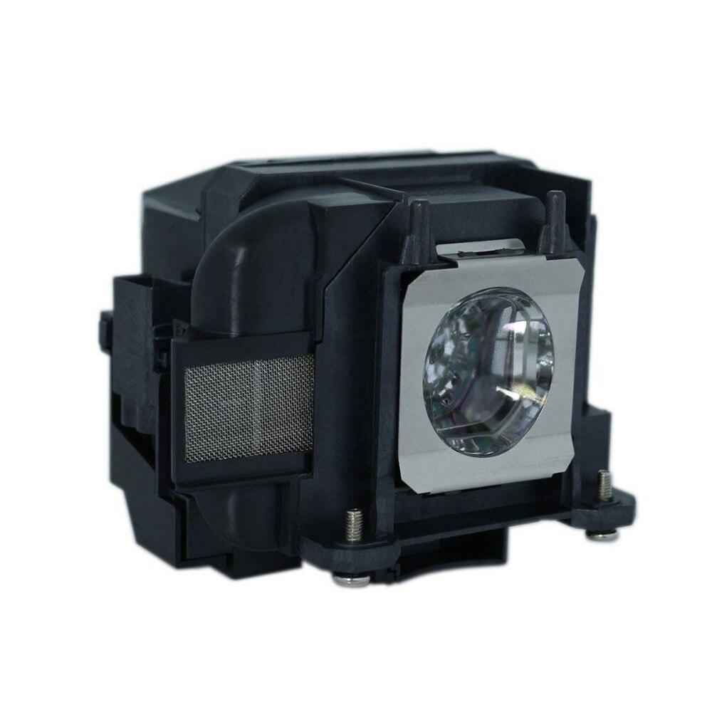Lâmpada do projetor ELP88 V13H010L88 para Epson PowerLite S27 X27 W29 97 H 98 H 99WH 955WH 965 H VS240 EB-S31 projetor Lâmpada do bulbo Com/H