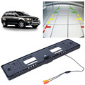 Car Styling European License Plate Holder Frame Auto Reverse Rear View Camera With 4 IR LEDS 170 Degree Wide Angle Night Vision