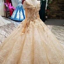 AIJINGYU размера плюс свадебное платье es Сделано в Турции принцесса стиль кружева Греция белое свадебное платье 2021 2020
