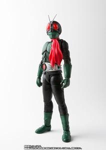 Image 2 - 100% Original BANDAI Tamashii Nations S.H.Figuarts (SHF) Exclusive Action Figure   Masked Kamen Rider 1 SAKURAJIMA ver.