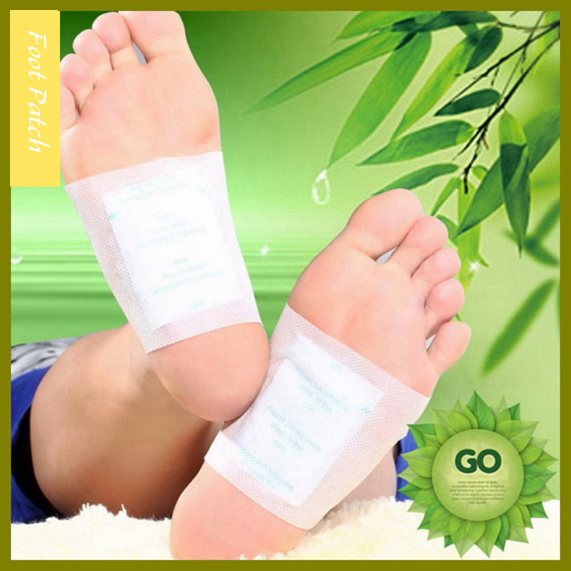 Image 3 - 800pcs=400pcs patches+400pcs Adhensives Kinoki Detox Foot Patches Slimming Feet Pads Improve Sleeping And Blood Circulation-in Feet from Beauty & Health