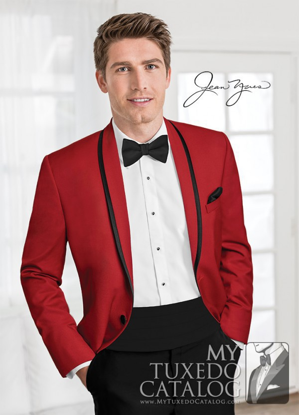 High Quality Red Black Suit Promotion-Shop for High Quality ...
