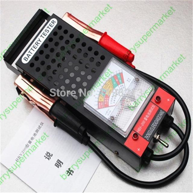 battery tester car battery meter voltage meter voltmeter. Black Bedroom Furniture Sets. Home Design Ideas
