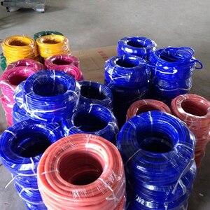 Image 5 - Tubo de aspiración de silicona, manguera de refrigerante, tubería de silicona, Intercooler, ID de tubo de 4mm, 6mm, 8mm, 10mm, 12mm