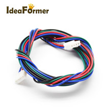 10pcs XH2.54 terminal Stepper Motor Cables 6pin PH2.0-4pin 4 lead Extension Cord 3D Printer parts