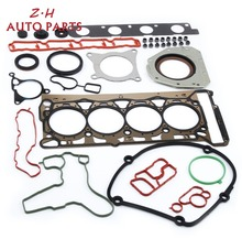 NEW 06J 103 383 D EA888 Engine Cylinder Head Gasket Repair Kit For VW Jetta Golf Passat Audi A4 Q5 TT Skoda Seat 1.8T 06H103171F цена в Москве и Питере