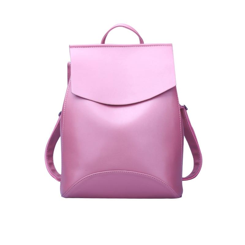HTB139FVfuuSBuNjSsplq6ze8pXa2 Fashion Women Backpack High Quality Youth Leather Backpacks for Teenage Girls Female School Shoulder Bag Bagpack mochila