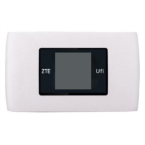 4G+ LTE Pocked Wi-Fi Router ZTE MF920A Mobile Hotspot(Unlocked, White)