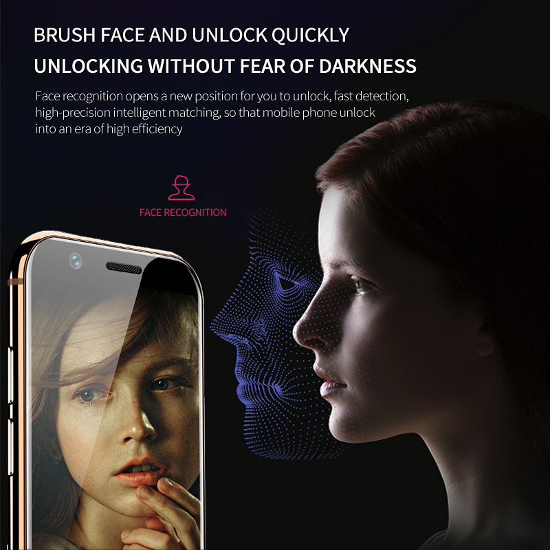 Image 2 - Sono SOYES XS All Netcom 4G Android System Smart Mini Mobile Phone Ultra thin Ultra Telecom Mobile Phone New Machine-in Cellphones from Cellphones & Telecommunications