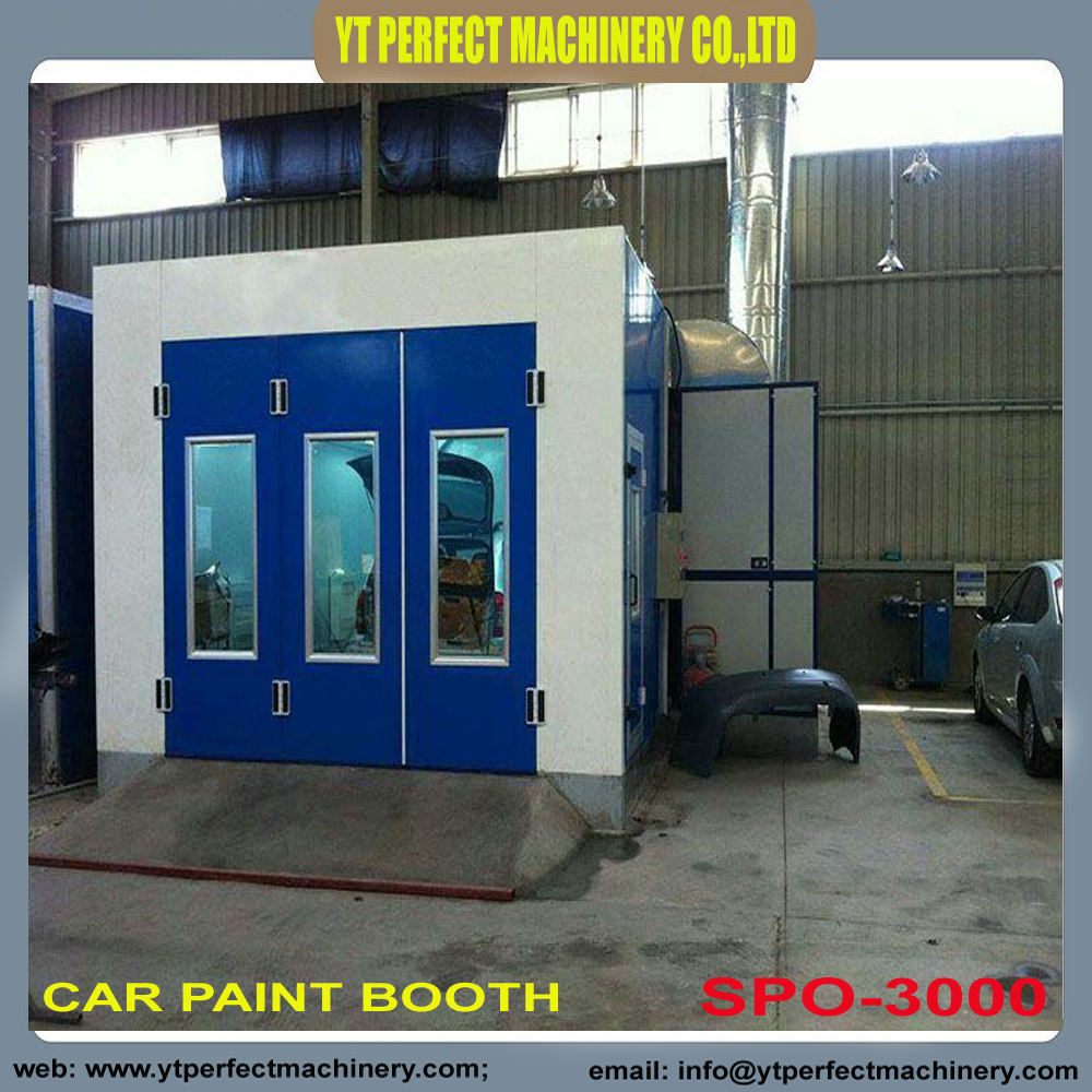 Spo 3000 Industrial Paint Booth Down Draft Paint Booths
