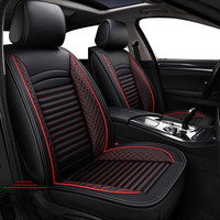 Car Believe car seat cover For mercedes w204 w211 w210 w124 w212 w202 w245 w163 cla gls accessories covers for vehicle seat