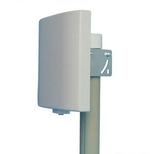 Image 3 - 2.4 グラム wifi アンテナ屋内屋外 2400 2483 MHz 壁マウントパッチパネル平面アンテナ 802.11 アンテナ高利得工場出荷時の価格