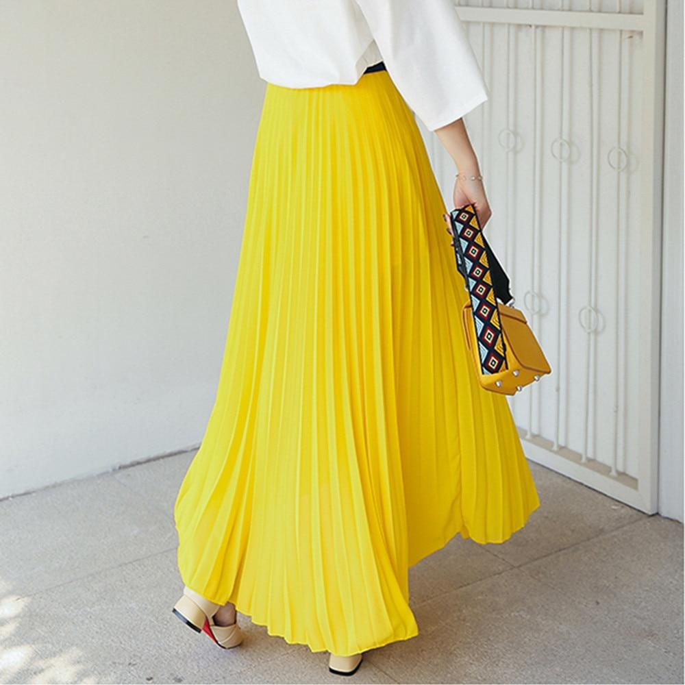 Popular Long Yellow Skirt-Buy Cheap Long Yellow Skirt lots from ...