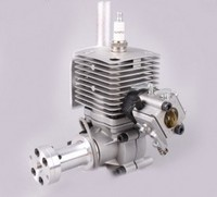 Newest Version MLD28 28cc Gas Engine/ Petrol Engine for RC Airplane with Walbro Carburetor, New CDI, 3 Bearings