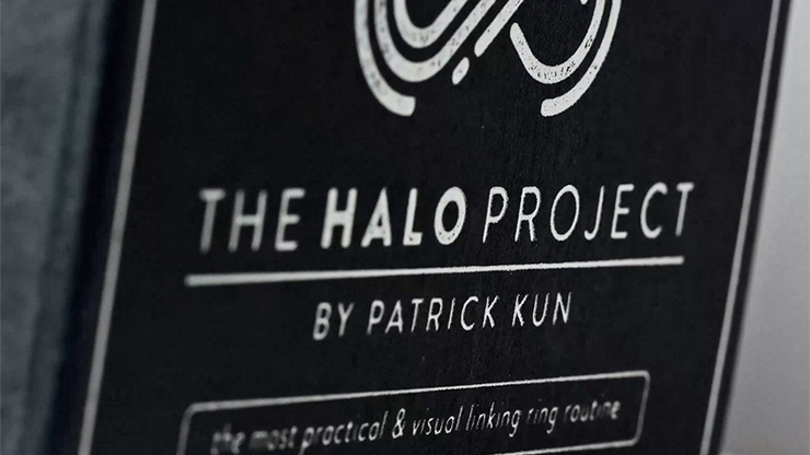 The Halo Project Size 11 (Gimmicks And Online Instructions) By Patrick Kun Illusions Magic Tricks Close Up Mentalism Street Fun
