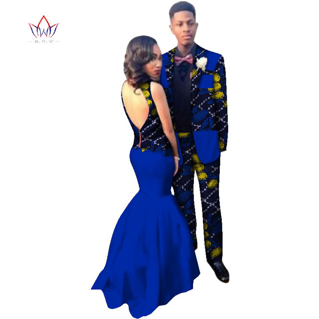 dfde83e3a77 2019 new Men Sets and women s clothing for the wedding summer traditional  african clothing couples matching clothing 4xl WYQ78