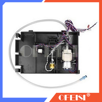 Free shipping Used  Air pressurization system (APS) C6074-60387 C6072-60016 for the DesignJet 1050 1055 plotter parts