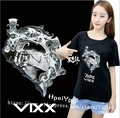 VIXX album Hades around the same clothes N LEO RAVI KEN, all men and women t-shirt tee cotton