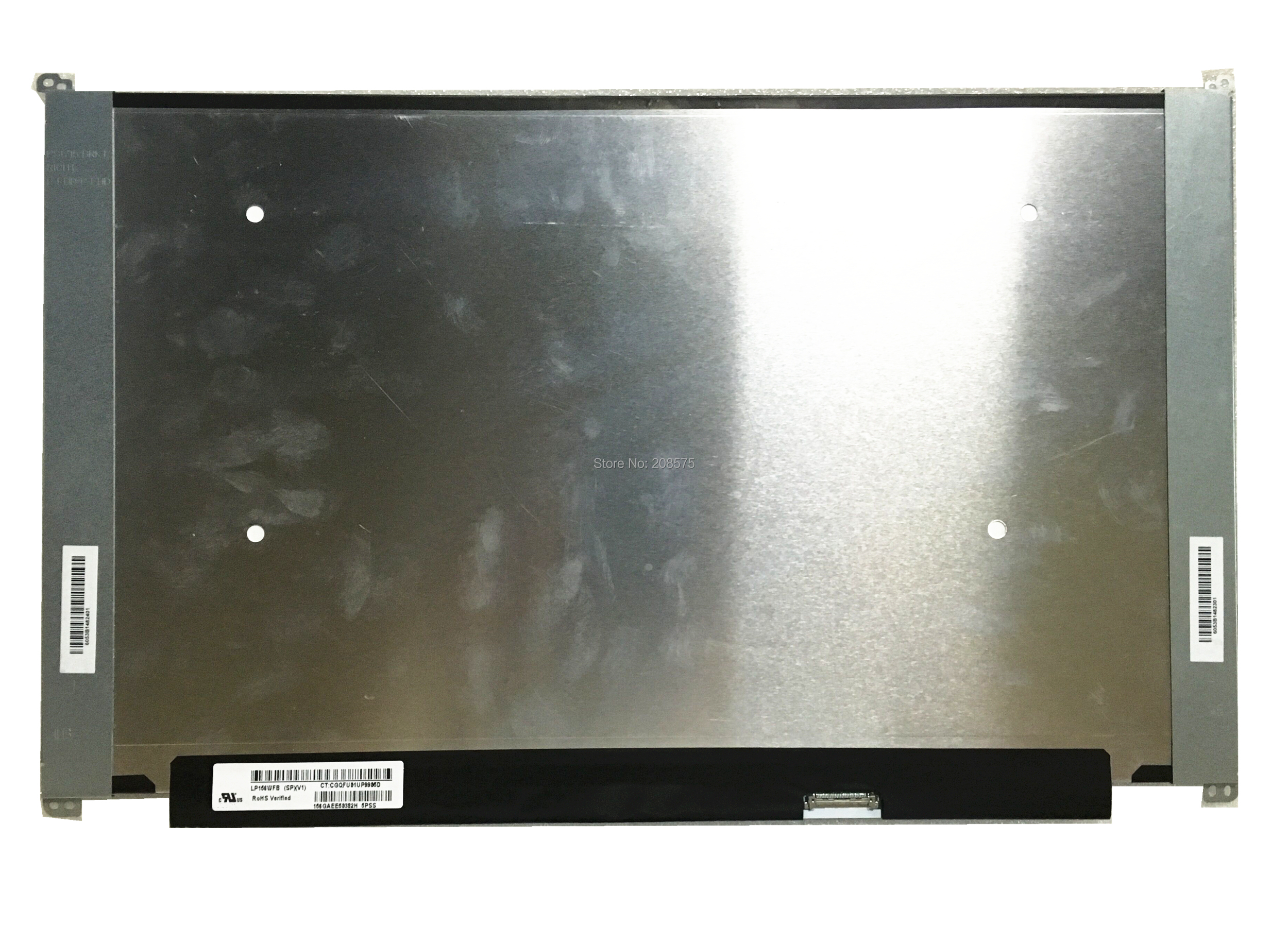 Free shipping! LP156WFB-SPV1 LP156WFB SPV1 15.6''inch Laptop Lcd Screen 1920*1080 EDP 30 pins LED Display Laptop Screen free shipping new original 13 3 laptop lcd led screen lq133m1jw01 1920 1080 30pins notebook display