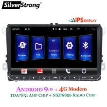 SilverStrong 車 DVD Android9.0 ラジオ Android VW Golf6 Golf5 ティグアン用パサート B6 B7 ための Gps android 902BM3(Hong Kong,China)