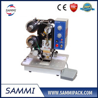 New arrival 241B hot stamping coding machine for plastic film or label