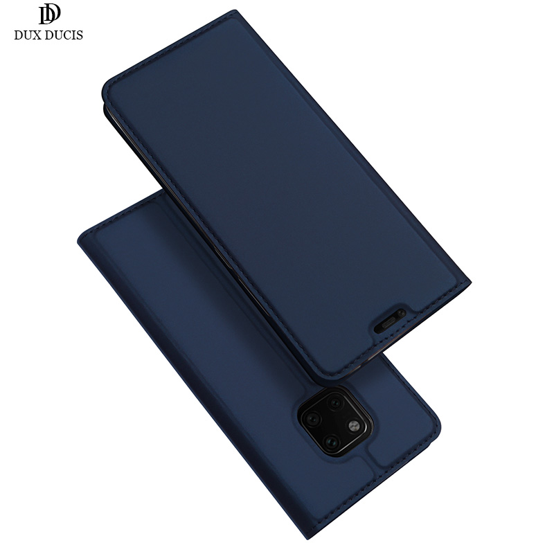 DUX DUCIS For Huawei Mate 20 Case Cover Mate 20 Pro Luxury PU Leather + TPU Flip Wallet Case For Huawei Mate 20 Lite Case Capa iphone xs 財布