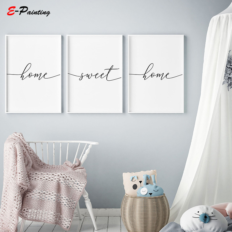 Aliexpress.com : Buy Modern Canvas Painting Picture Home