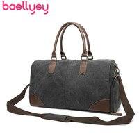 Business Luggage Canvas Men Suitcases And Travel Bags Casual Travel Bagpack Crossbody Bags For Men Shoulder Bag Malas De Viagem