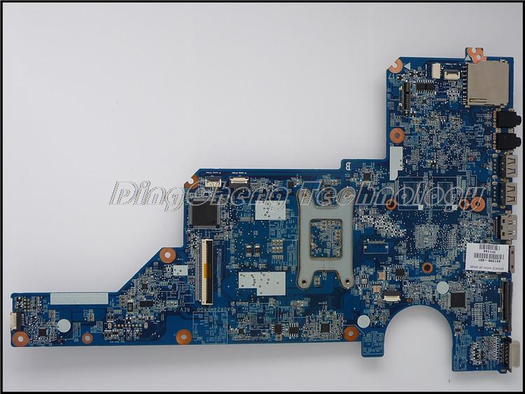 SHELI laptop Motherboard For hp G6 G7 660773-001 DA0R24MB6G0 for AMD E450 cpu with integrated graphics card 100% tested Fully 657146 001 main board for hp pavilion g6 laptop motherboard ddr3 with e450 cpu