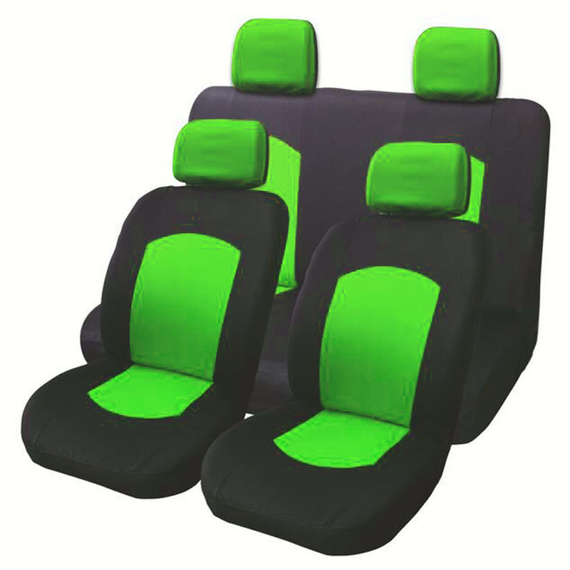 CAR-PASS 6PCS 2016 New 8PC Universal Styling Auto Car Pass Seat Cover Interior Accesso Covers