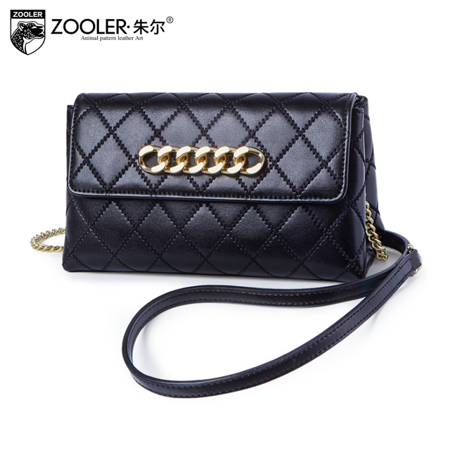 Elegant for lady!New 2018 ZOOLER genuine leather woman messenger bags real  leather shoulder bag e6c7ee5c34