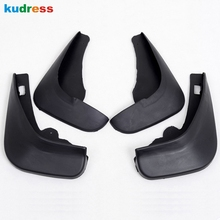 For Ford Focus 2 2005 2006 2007 2008 Hatchback ABS Plastic Splash Guard mud flaps cover car Fender Dirt Guards 4pcs