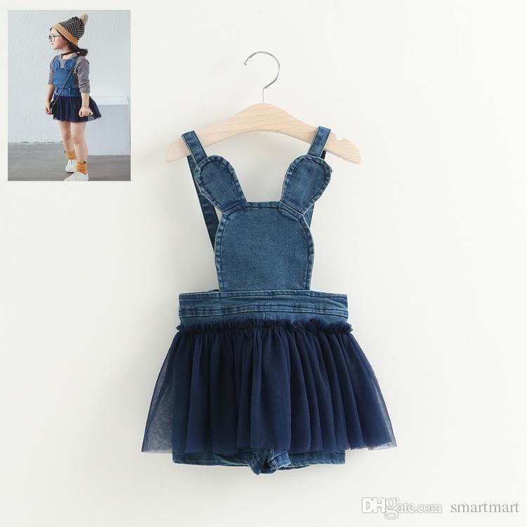 Джинсовые юбки платья оптом