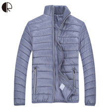 Men Winter Jacket 2016 Brand clothing camperas hombre abrigo invierno casaco masculino Plus Size 4XL/5XL Casual Ultralight Mens